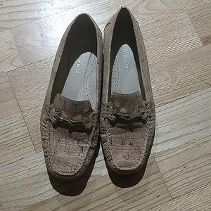 Donald j Pliner Cork shoes sz 6